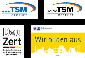 Logos Zertifizierung